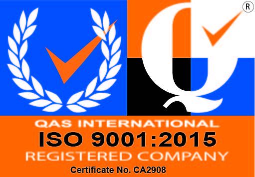 Encap Thermoplastics ISO 9001 Registered